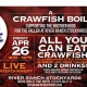 Boil For The Blue-Crawfish Fundraiser