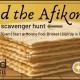 Find the Afikomen Scavenger Hunt Around Brickell
