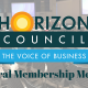 April Horizon Council General Membership Meeting