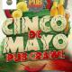 New York City 2019 Annual Cinco de Mayo Pub Crawl