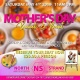 Mother's Day Brunch & Paint May 4th. 11am-3pm
