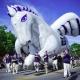 2019 Pegasus Parade at St. Francis High School