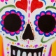 Cinco de Mayo Sugar Skull