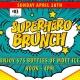 SUPERHERO BRUNCH: Natl' Superhero Day Celebration!