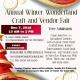 Annual Winter Wonderland Craft & Vendor Fair