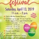 Easter Bunny Festival at the Coastal North Town Center
