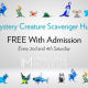 Imagine Museum Mystery Scavenger Hunt