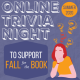 Fall for the Book Virtual Trivia Night: Round 3