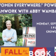 Fall for the Book Festival -- Abby Wambach on Power and Teamwork