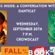 Fall for the Book Festival -- A Conversation with Edwidge Danticat