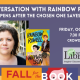 Fall for the Book presents A Conversation with Rainbow Rowell: What Happens Afte