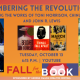 Fall for the Book presents Remembering the Revolutionary: Featuring the works of