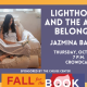 Fall for the Book presents Lighthouses and the Act of Belonging with Jazmina Bar