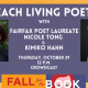 Fall for the Book presents Teach Living Poets