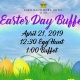Easter Day Buffet at Lord Baltimore Hotel