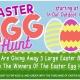 Easter Brunch + Easter Egg Hunt for the Kids!