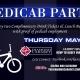 Pedicab Appreciation Party @ Diamond Cabaret