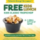 Pollo Tropical Free Summer Kids Meals