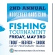 Second Annual RDC Fishing Tournament