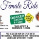 BTRWW/SOS International Female Ride Day