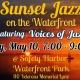 Sunset Jazz on the Waterfront