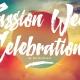Passion Week Celebration