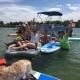 Sunday Funday Paddle to the Sandbar