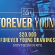 $20K Forever Young Drawings