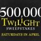 $500K Twilight Sweepstakes