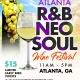 Atlanta R&B Neo Soul Wine Festival
