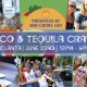2019 Annual Taco & Tequila Crawl: ATL