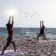 Ft Lauderdale Beach Yoga