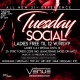 Tuesday Socials @ The Venue