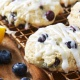 Spring Break - Blueberry Cream Cheese Cookies