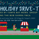 Holiday Drive Thru at Bob Sierra YMCA Youth and Family Center