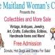 The Maitland Women's Club: Vintage, Antiques, Collectibles & More Sale