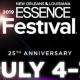 Essence 25th Anniversary Hotel Ticket & Flight Pkgs by Platinum VIP Tickets