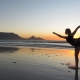 Flowing with Gratitude on Thanksgiving ~ Outdoor Yoga