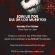 Day of the Dead Fiesta at Chotto Matte