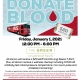 New Year's Day Blood Drive with OneBlood and The Green at Lakewood Ranch