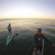 Sunset Paddle Happy Hour at the Getaway!