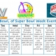 Cerealholic Big Bowl of Super Bowl week Events