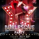 Aahz's Burlesque Party