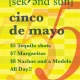 Cinco de Mayo at [sek'ənd sun]