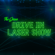 Drive-In Laser Light Show at The Grove