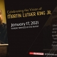 Sunday Service - Celebrating the Vision of Martin Luther King
