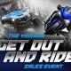 Yamaha Get Out & Ride Event