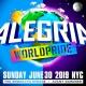 ALEGRIA WORLDPRIDE 2019