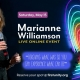 Marianne Williamson - Forgiving what was so you can experience what can be