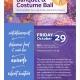 Celebration Costume Ball & Banquet for Spirit Expressing